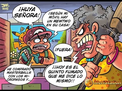 memes de pokemon go - huya senora