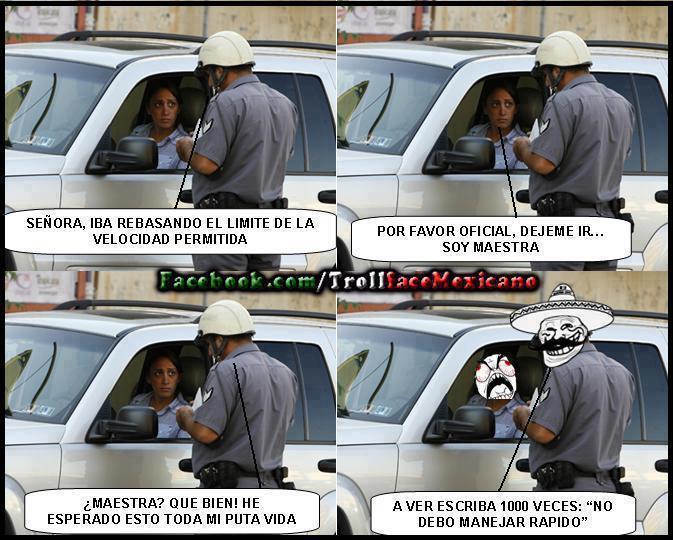 memes de policias - chiste