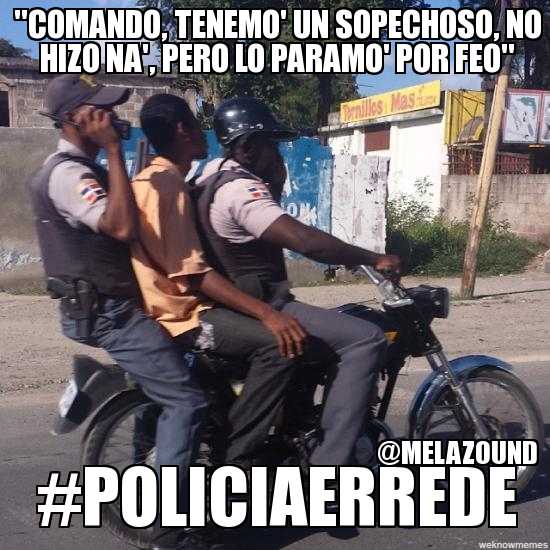 memes de policias - comando
