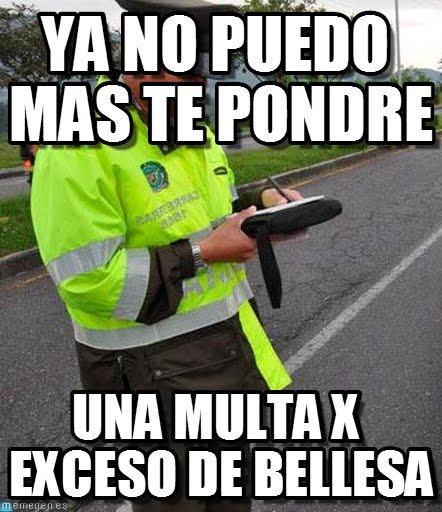 memes de policias - ya no puedo