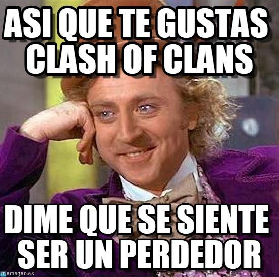 memes de clash of clans - charlie