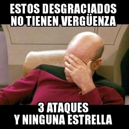 memes de clash of clans - desgraciados