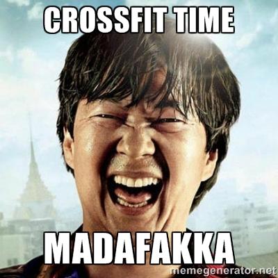 memes de crossfit - chino