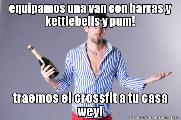 memes de crossfit - gracioso