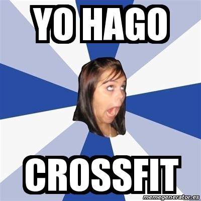 memes de crossfit - yo lo hago