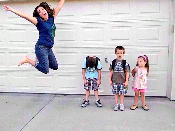 memes de regreso a clases - feliz madre