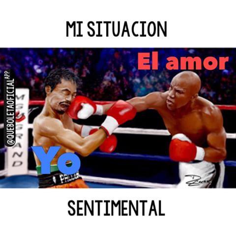 memes de situacion sentimental - contra el amor
