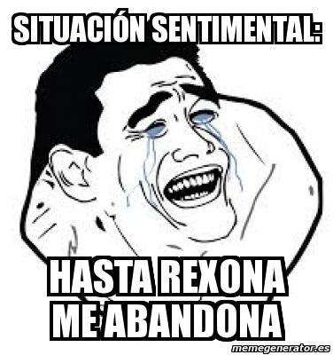 memes de situacion sentimental - troll yao