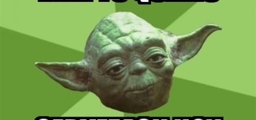 memes de tomar - maestro yoda