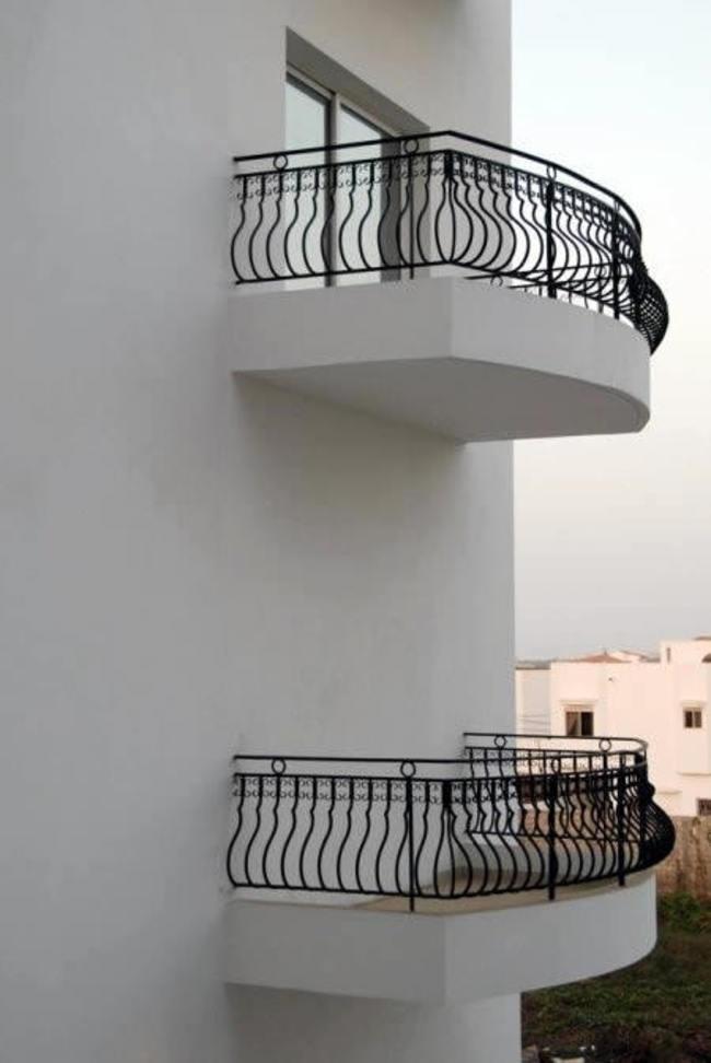 imagenes raras y graciosas a la ves - balcon