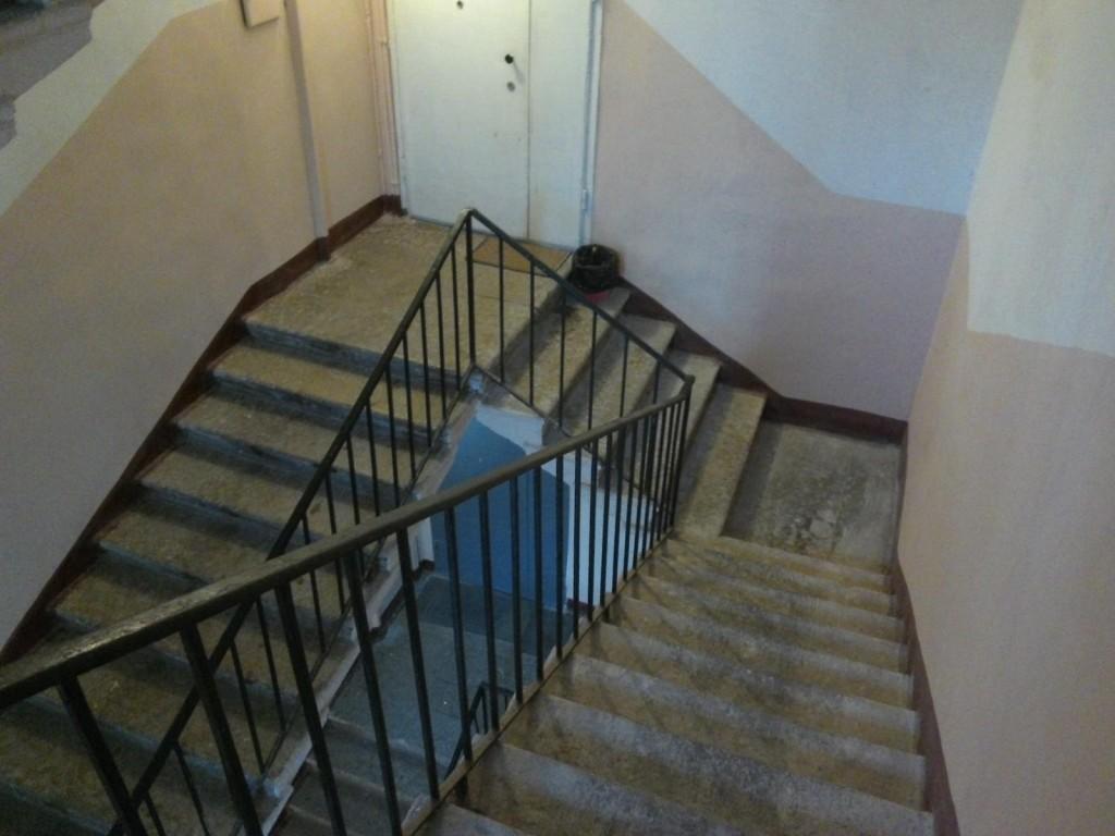 imagenes raras y graciosas a la ves - escaleras
