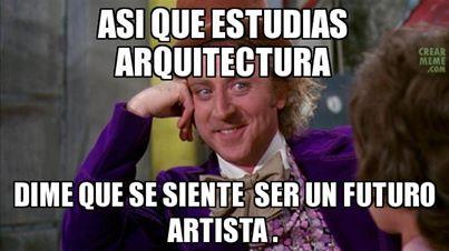 memes de arquitecto - crlie