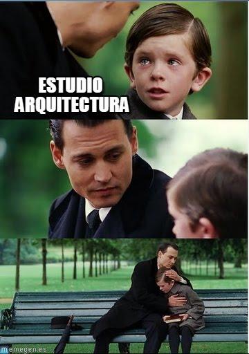 memes de arquitecto - estudio arquitectura