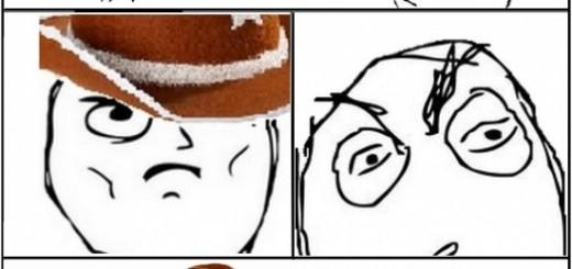 memes de vaqueros - tira comica