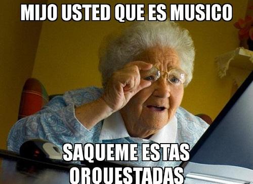 Memes De Musicos Imagenes Chistosas