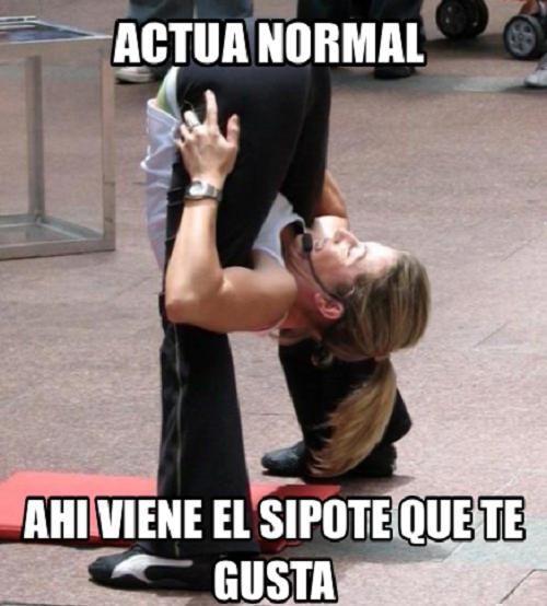 memes-de-actua-normal-rara-pose