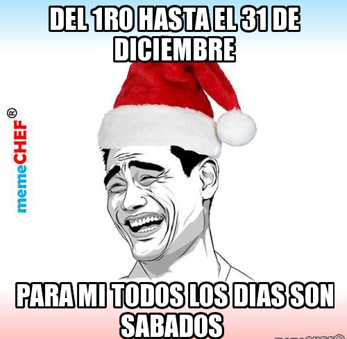 memes-de-diciembre-todos-son-sabados