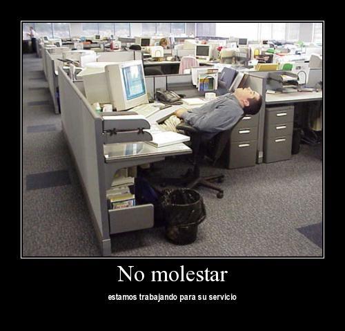 Memes de oficina imagenes chistosas for Imagenes de oficina de trabajo