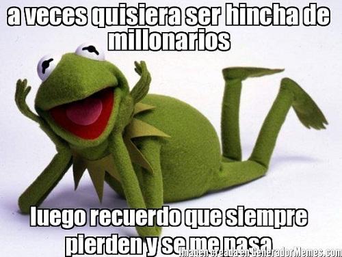 memes de millonarios - a veces