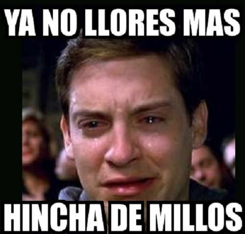 memes de millonarios - ya no lloren millos