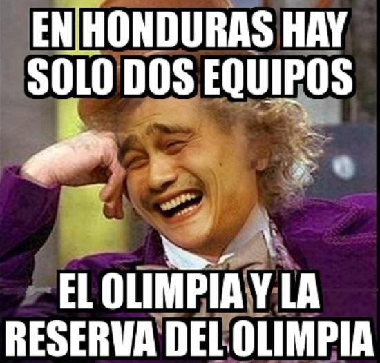 memes del olimpia - mejor de honduras