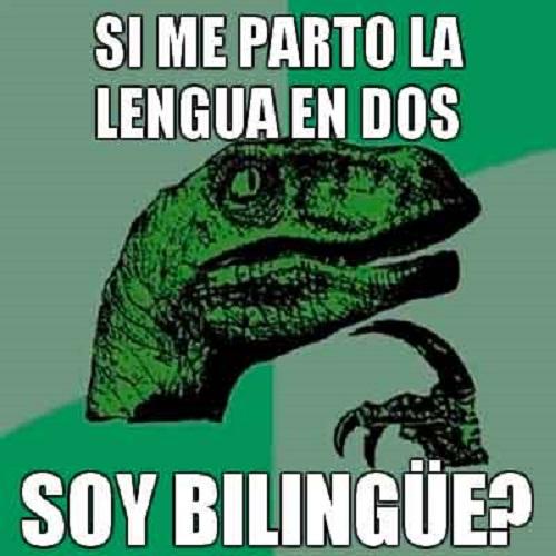 Memes de Filosoraptor - bilingue