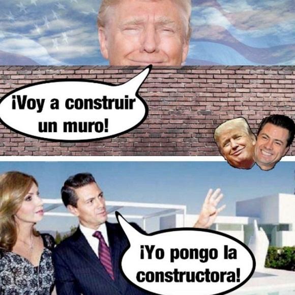 memes del muro - yo pongo la constructora